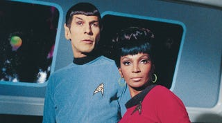Illustration for article titled Another reason to love Leonard Nimoy