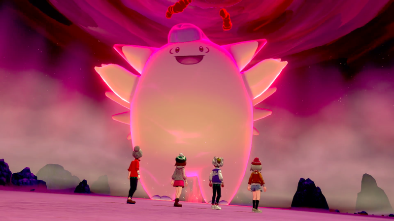 Pokemon Sword And Shield Will Have Co Op Raids And Everything Else