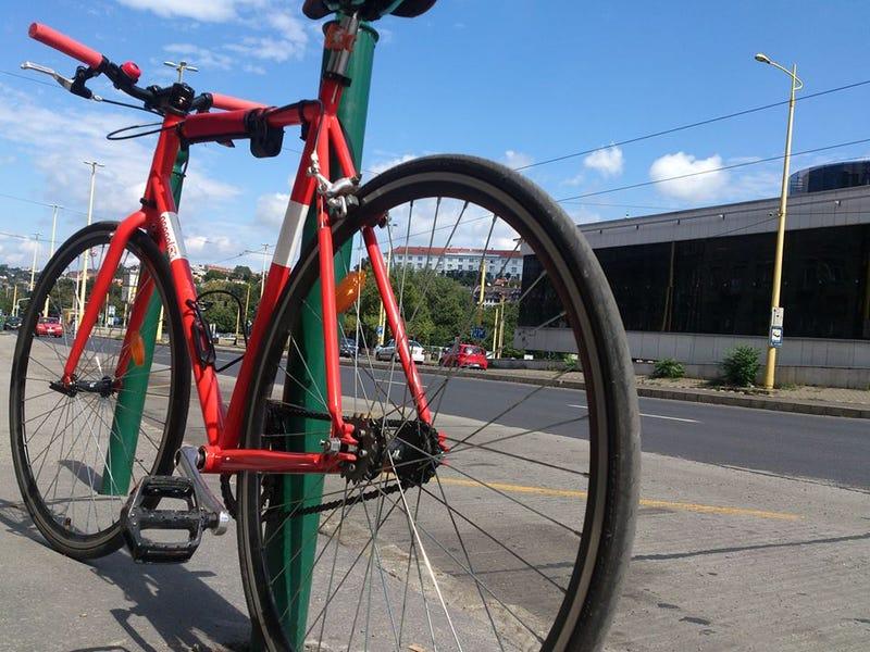 Illustration for article titled A megrögzött autós vallomása: a bicikli a városi közlekedés csúcsa