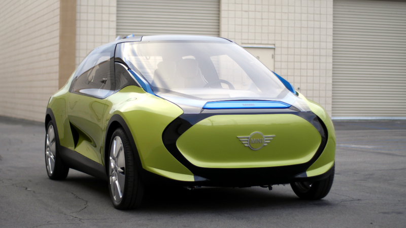 This Mini Concept Car Was Developed By Engineering Students At Clemson