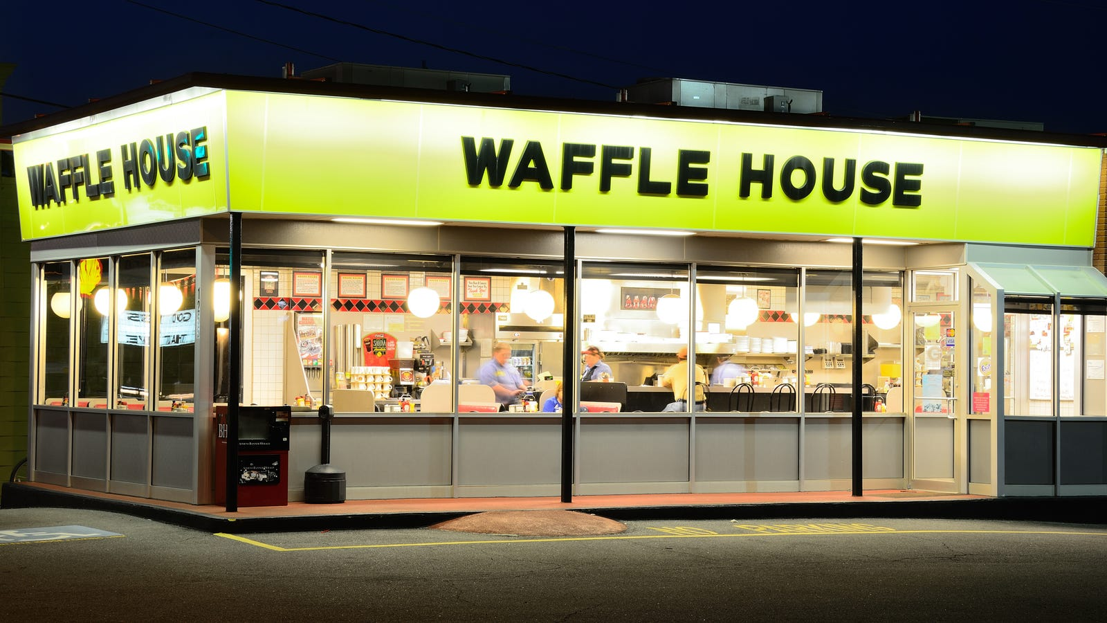 Black Woman Says She Wasn't Allowed In Waffle House As