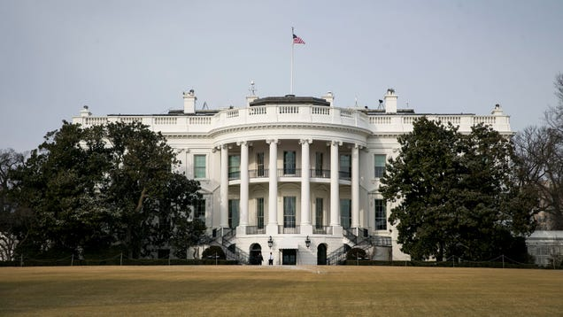 A White House Staffer Allegedly Left His Encrypted Email Login at a DC Bus Stop