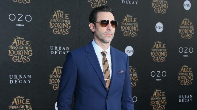 Illustration for article titled Showtime denies Sacha Baron Cohen posed as disabled veteran to trick Sarah Palin