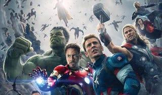 Illustration for article titled Ya está aquí el primer póster oficial de The Avengers: Age of Ultron