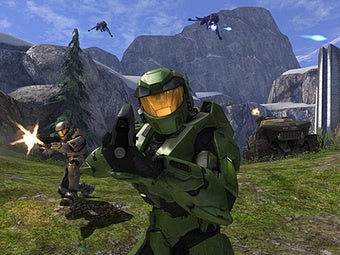 Illustration for article titled Cameron Calls Firsties in Halo-Avatar Comparisons