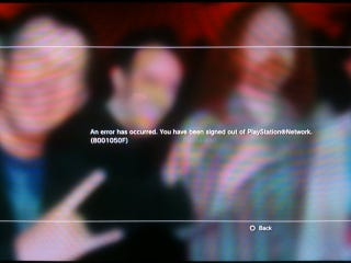 Illustration for article titled PS3 Error: 8001050F Caused By Clock Bug, Fix Within 24 Hours [UPDATE]