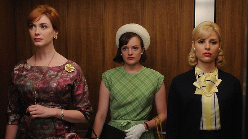 Photo: Mad Men (AMC)