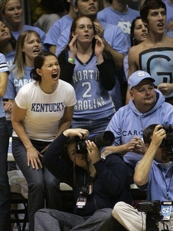 Illustration for article titled So Here's A Story About How Ashley Judd Almost Got Kentucky In Trouble With The NCAA