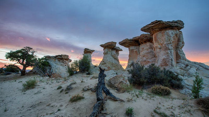 Grand Staircase-Escalante National Monument. Photo: Bureau of Land Management / Flickr