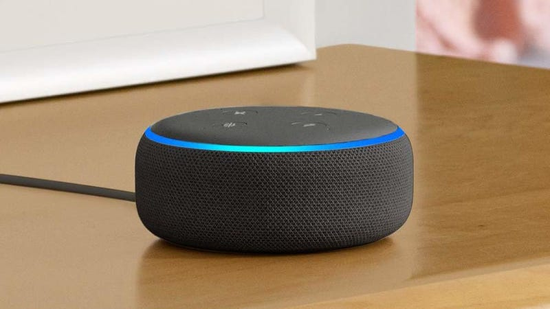 Echo Dot 3rd Generation | $30 | Daily Steals Facebook