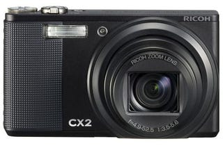 Illustration for article titled Ricoh CX2 Has Better Optical Zoom, Still Can't Shoot HD Video