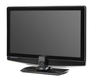 Illustration for article titled JVC P-Series TV's with iPod Docking