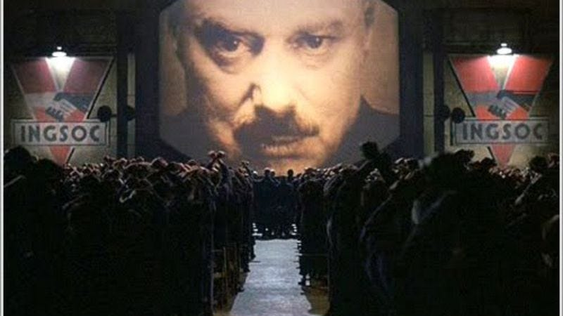 Illustration for article titled New film version of George Orwell's 1984 assigned to Ministry of Remakes