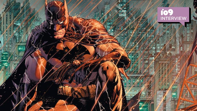 Batman s Latest Scribe on Telling New Stories With One of DC s Oldest Heroes