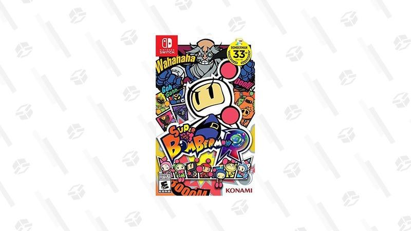 Super Bomberman R (Nintendo Switch) | $10 | Target