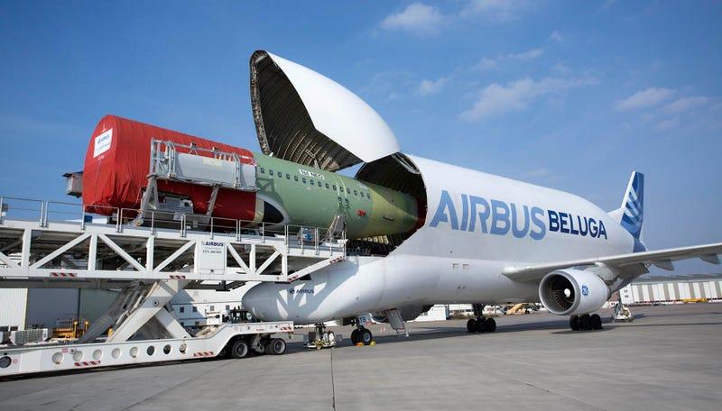 Airbus fabricará una nueva versión del enorme avión de carga Beluga