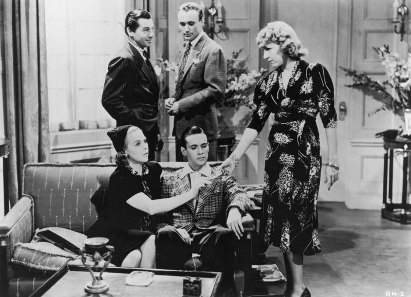 A scene from 1936's Reefer Madness (Photo: Hulton Archive/Getty Images)