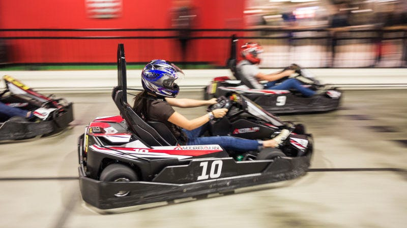 Illustration for article titled Come Karting With Us In New York And Win Fabulous Blipshift Prizes
