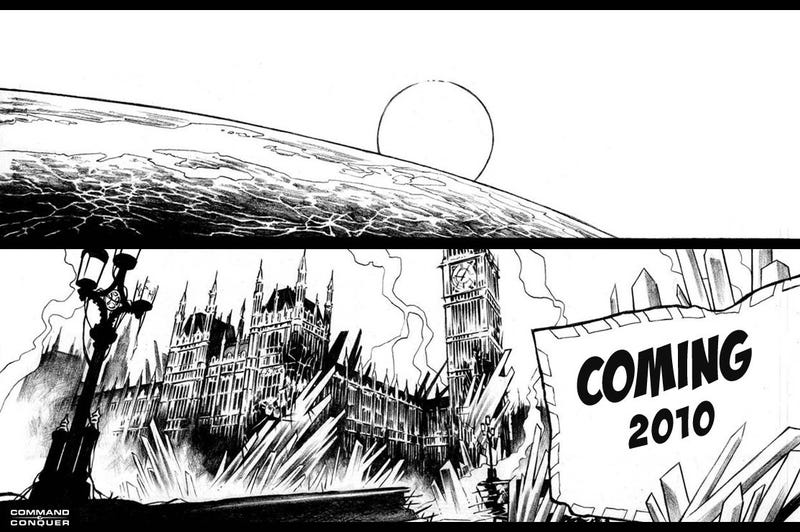 Illustration for article titled Command & Conquer Doing Something Sketchy In 2010