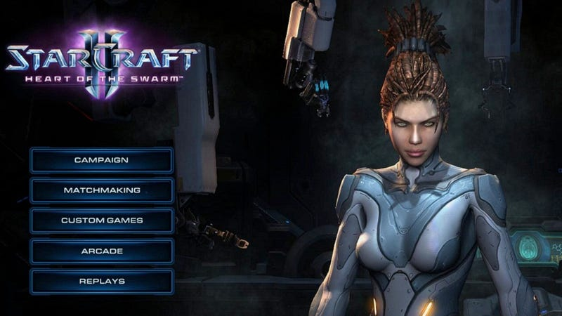 Words socking Not Of Working The Matchmaking Heart Swarm 2 Starcraft opening cars igt