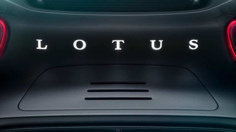 Illustration for article titled The First New Lotus in 11 Years Will Be Unveiled next Month