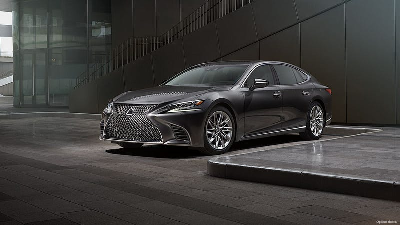 Image from Lexus