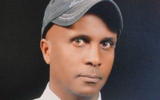 Eskinder Nega (via Warscapes)