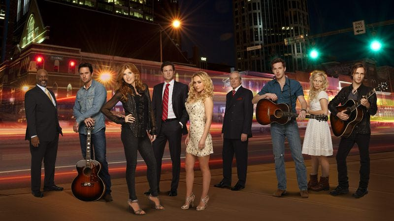 Illustration for article titled ABC gives Nashville a full season