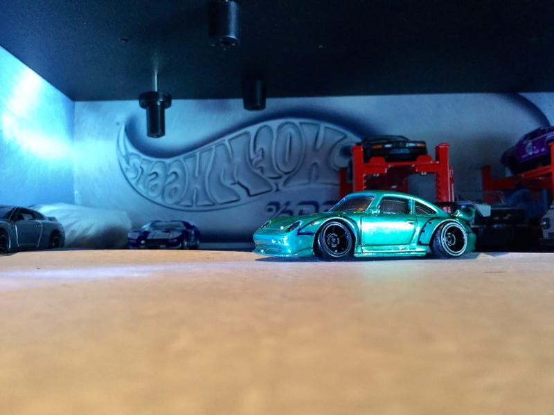 Illustration for article titled [Custom] RWB Porsche 993