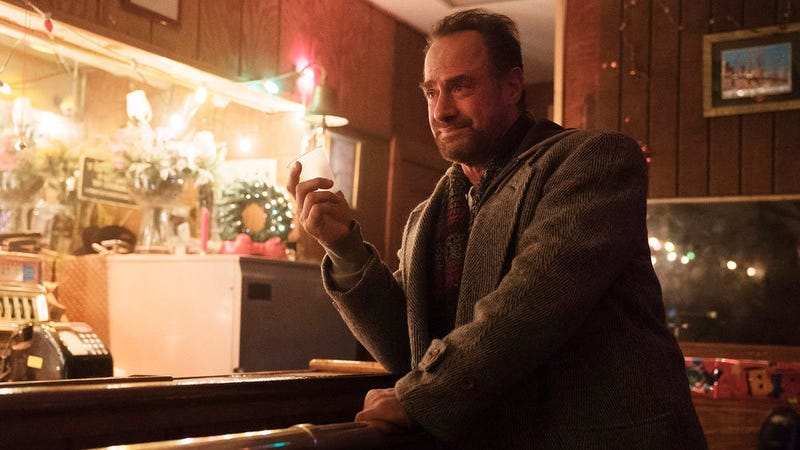 Chris Meloni in Happy! (Photo: Peter Kramer/Syfy)