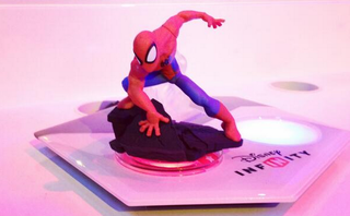 Illustration for article titled Spider-Man, Venom, Iron Fist And More New Disney Infinity Figures