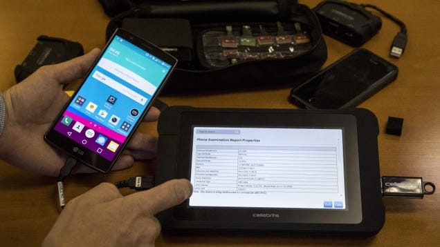 Cellebrite Under Fire Again, After Cops Use Its Phone-Cracking Tech to Target a Journalist
