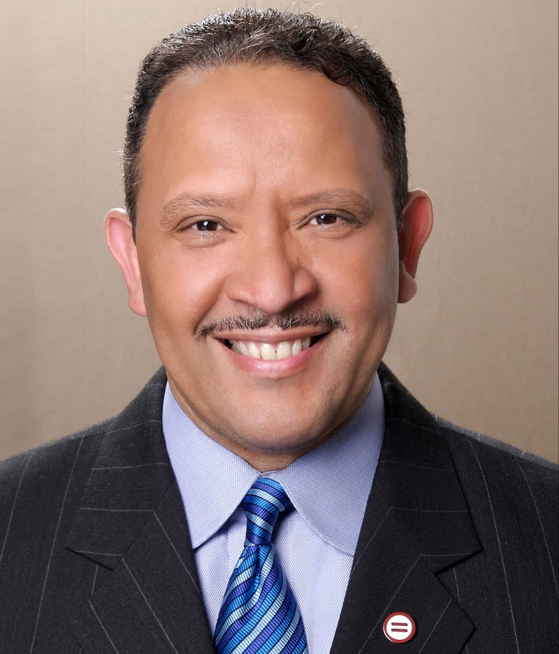 National Urban League President and CEO Marc Morial