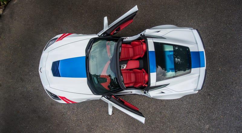 2017 Corvette Grand Sport Dont Buy Any Other Corvette