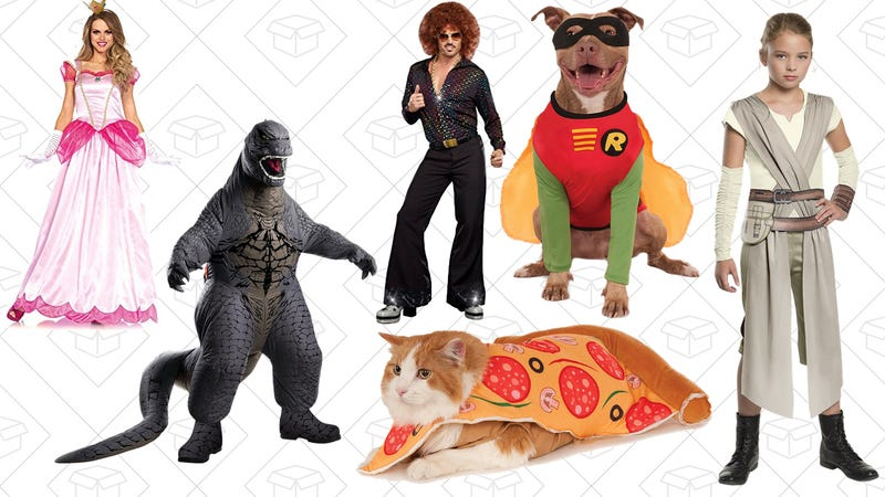 Up to 35% Off Halloween Costumes & More