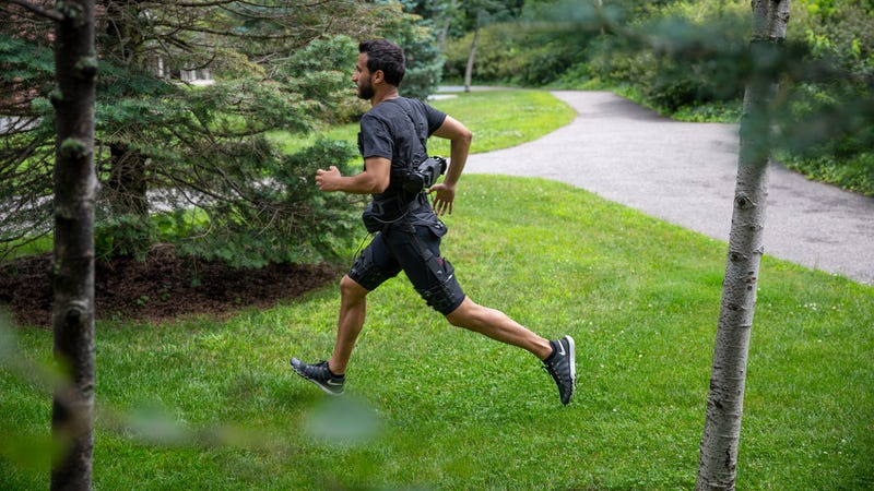 These Robotic Shorts Make Walking and Running Easier