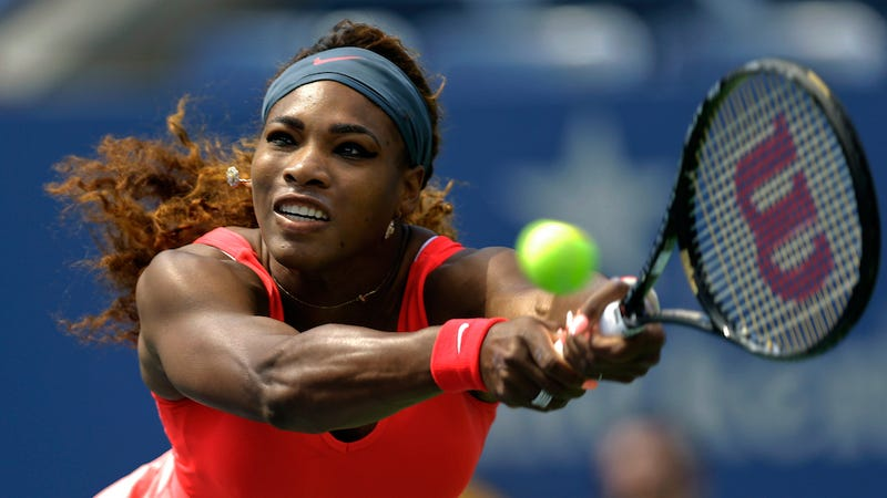 Illustration for article titled Racket-Toting Tornado Serena Williams is AP Female Athlete of the Year