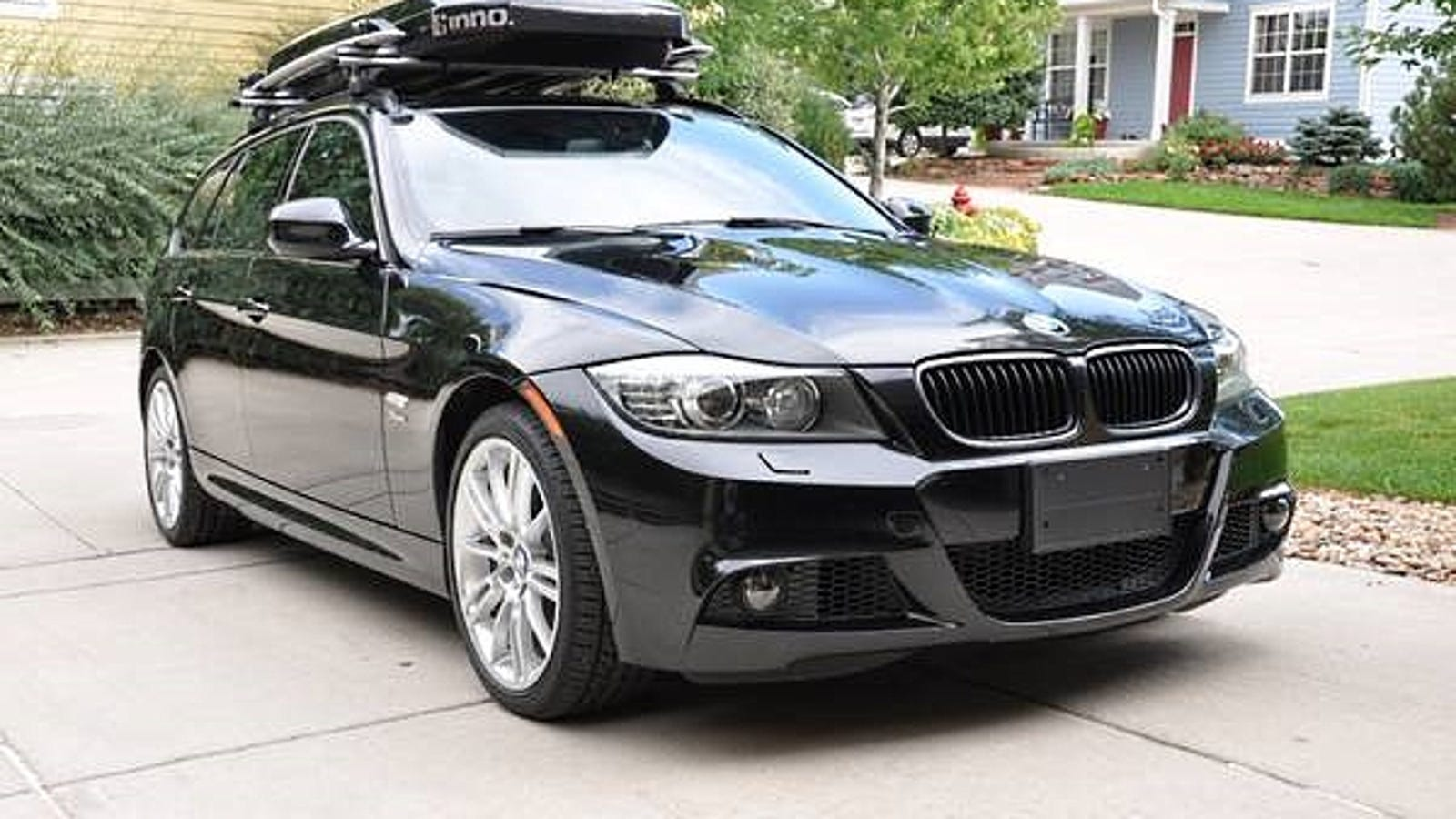 Bmw 328i Wagon >> 2011 BMW 328i Wagon M-Sport: The Unicorn