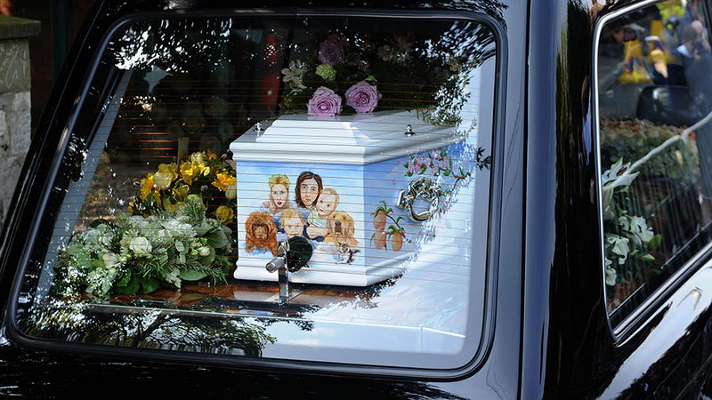 Illustration for article titled Peaches Geldof Laid to Rest in England Today