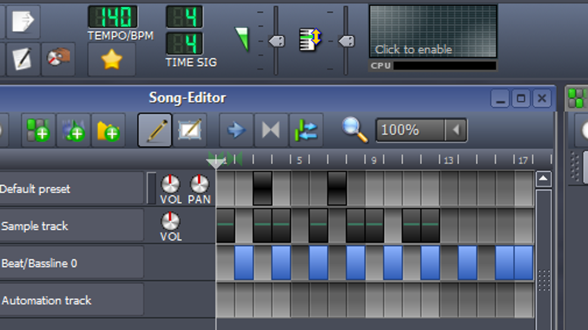 LMMS Turns Your Desktop into a Music Sequencing Monster