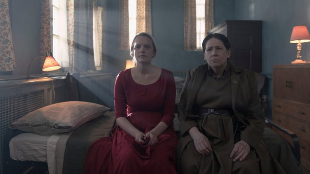 The Handmaid's Tale takes its act on the road