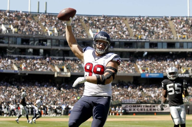 Illustration for article titled This Is Not A Coherent JJ Watt Prop Bet, Bovada [UPDATED]