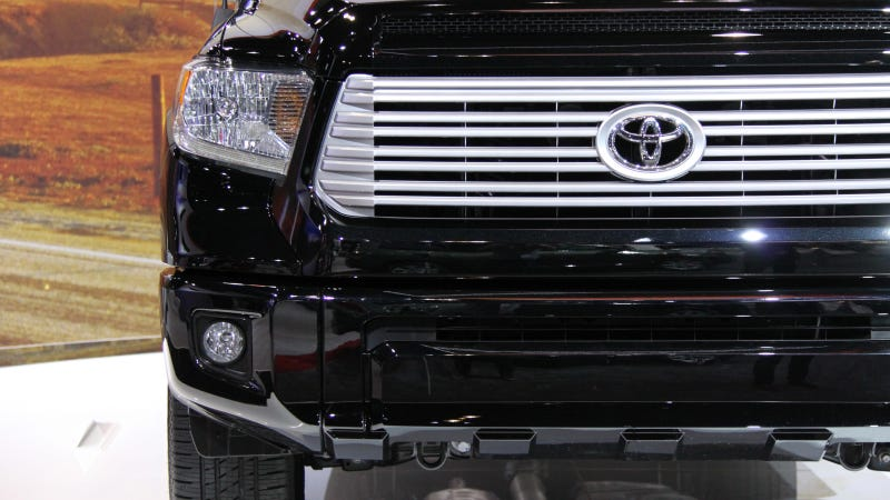 Illustration for article titled 2014 Toyota Tundra: Metrucksexuals Rejoice!