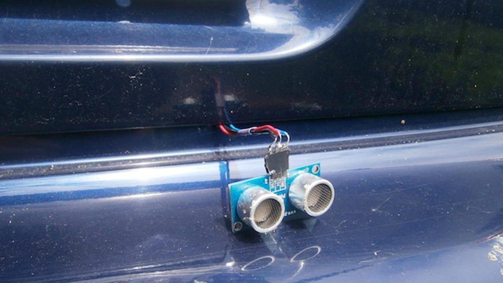 Diy sonic distance sensors to improve your parallel parking solutioingenieria Gallery