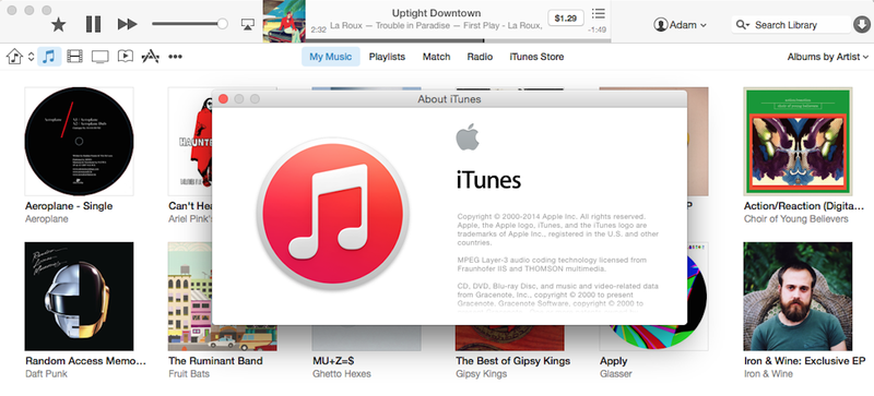 Illustration for article titled Everything That's Changed in the New iTunes 12.0