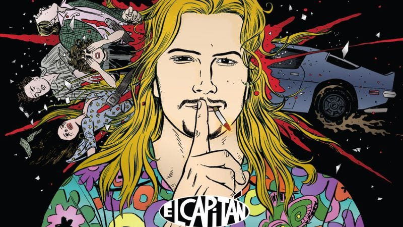 Illustration for article titled The return of David Lapham's Stray Bullets gets the fanfare it deserves