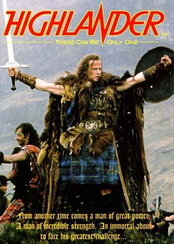 Illustration for article titled I Love Highlander, And I Am Not Ashamed