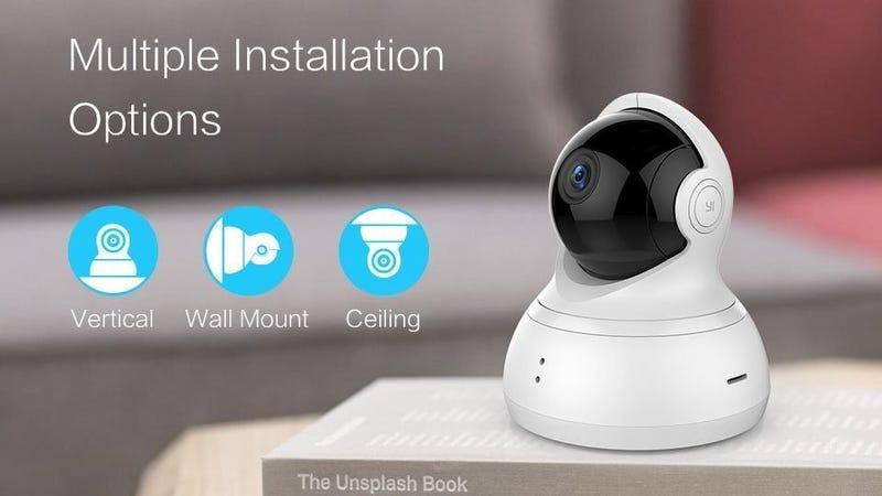 Yi Dome 720p Security Camera | $35 | Amazon | Promo code TXNQ9QV8