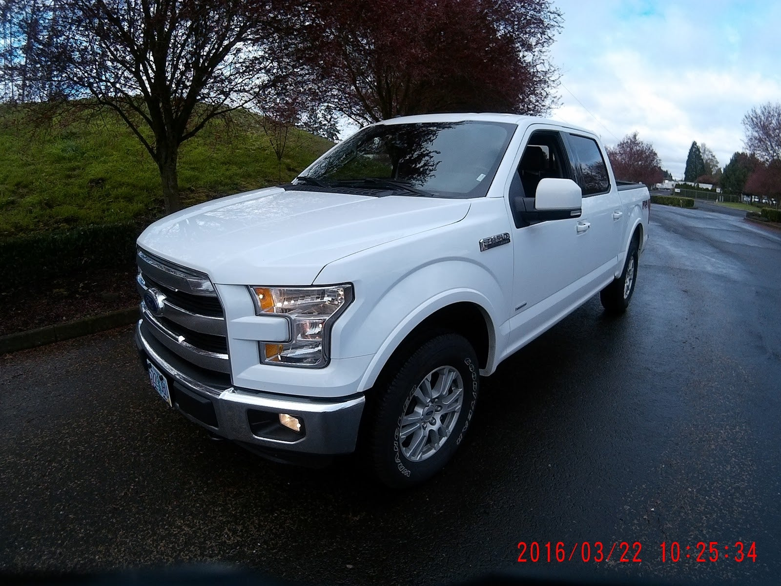 rental car review 2016 ford f150 lariat 3 5 ecoboost. Black Bedroom Furniture Sets. Home Design Ideas