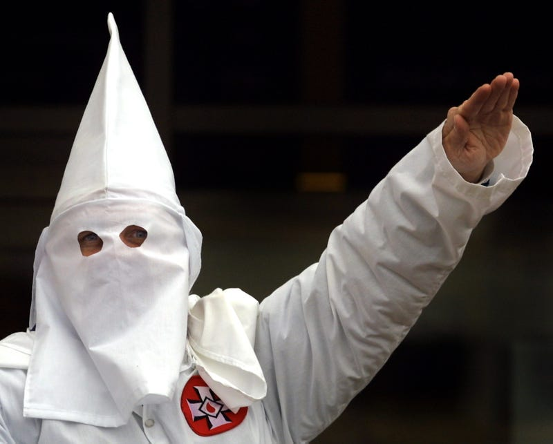 Illustration for article titled CNN Asks How Recent Anti-Semitic Shootings Affect The KKK's Brand